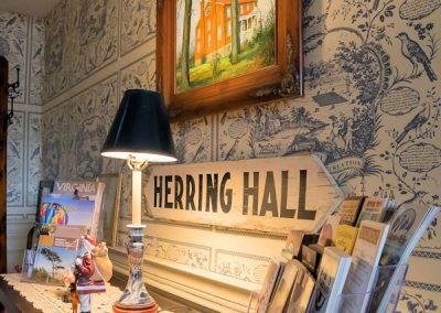 HerringHall Entry