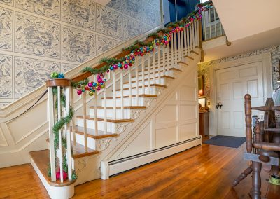 Holiday Hallway