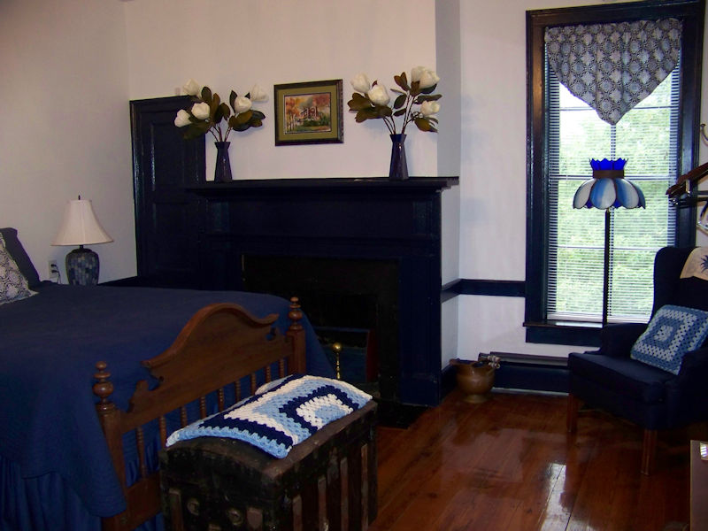 The General Room at Herring Hall B & B